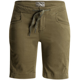 Black Diamond Credo - Shorts Femme - olive